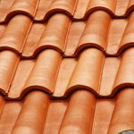 Tile roofing materials - Clay tile roof by Illinois roofing contractor