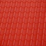 Illinois metal roof installations - Metal roofing panels resembling clay tile