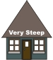 Illinois roofing contractor - very steep slope roof cost calculator