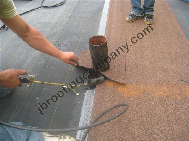 torch down roofing in illinois by jb roofing barrington roofing contractor call