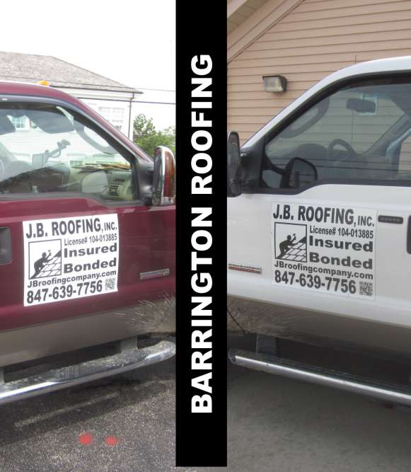 Amazing JB Roofing, Inc. Illinois Roofing Contractor 730 Brighton Cir Barrington,  IL 60010 (847) 639 7756